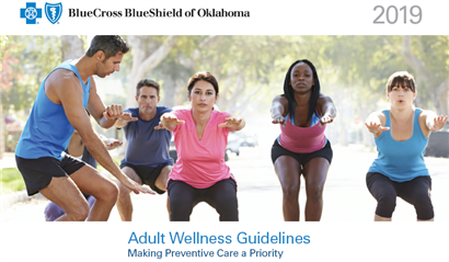OK Adult wellness guideline