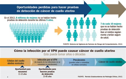 Cervical Cancer Infographic